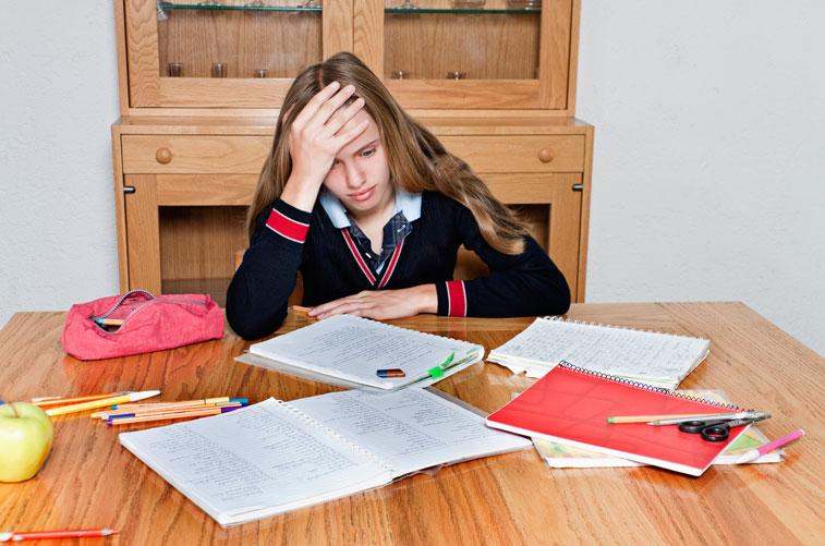 Stress Free Homework